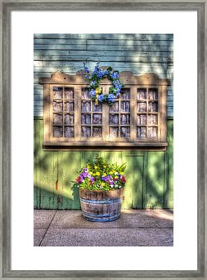 Spring Delight Framed Print by Heidi Smith