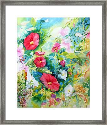 Spring Equinox Framed Print