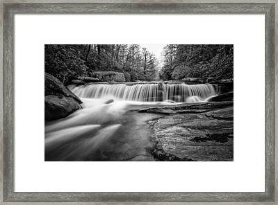 Spring Falls Framed Print by Brian Young