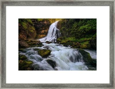 Spring Flood Framed Print
