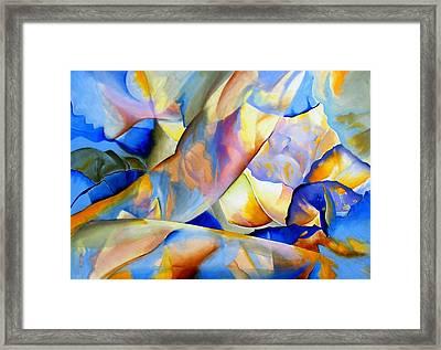 Spring Framed Print by Georg Douglas
