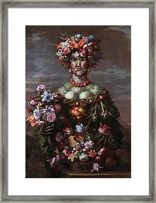 Spring Framed Print by Giovanni Stanchi