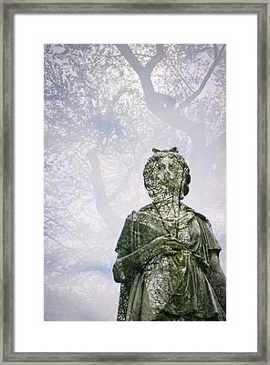 Spring Grove 16 Framed Print by Scott Meyer