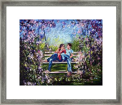 Spring Framed Print by Harsh Malik