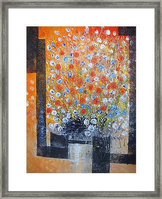 Spring Framed Print by Hermes Delicio