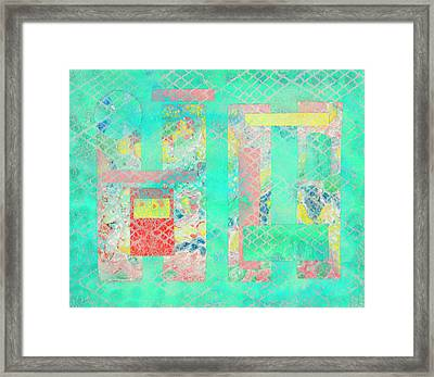 Spring In China Framed Print