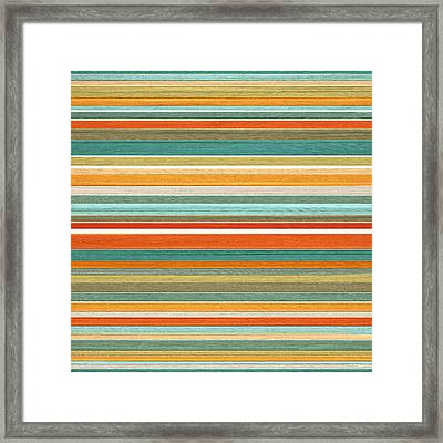 Spring In Sync Framed Print