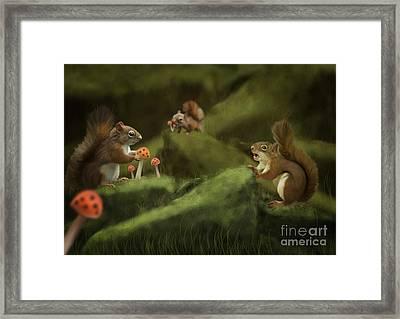 Spring Framed Print by Ivan  Pawluk