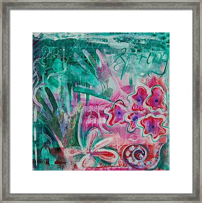 Spring Framed Print by Jocelyn Friis