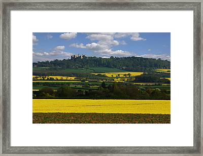 Spring Landscape Framed Print