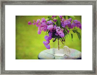 Spring Memories Framed Print by Darren Fisher