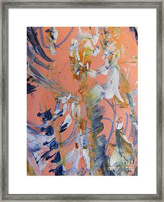 Spring Framed Print by Nancy Kane Chapman