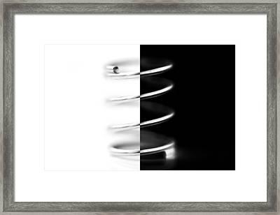 Spring Framed Print by Natalie Kinnear