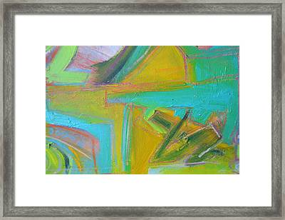Spring Framed Print by Robert Daniels