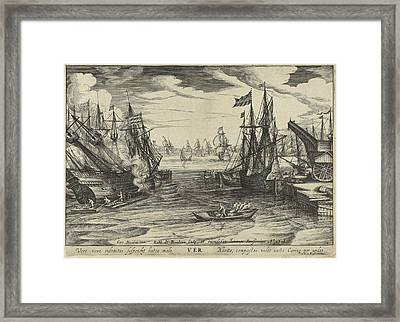 Spring, Robert De Baudous, Johannes Janssonius Framed Print by Robert De Baudous And Johannes Janssonius And Nicolaas Jansz. Van Wassenaar