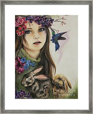 Spring  Framed Print by Sheena Pike