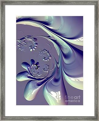 Spring Will Be Here Soon  Framed Print by Heidi Smith
