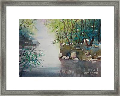 Spring Wish Framed Print
