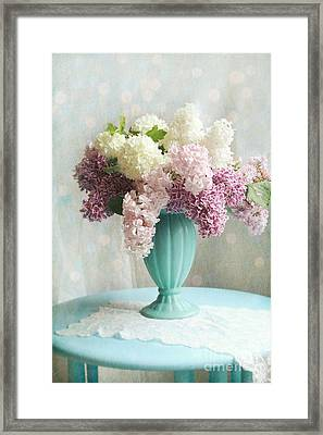 Framed Print featuring the photograph Spring's Glory by Sylvia Cook