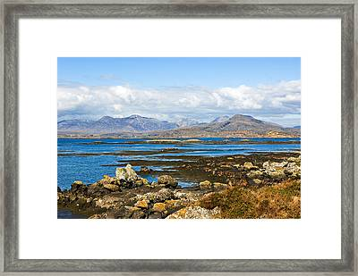 Springtime In Connemara Framed Print