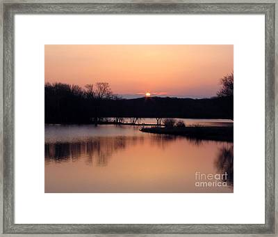 Springtime In Monee - Limited Edition Framed Print