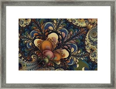 Sprouts Framed Print by Kim Redd