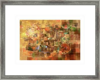 Square Symphony Framed Print by Craig Tinder
