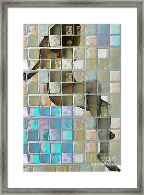 Squared Away 1 Framed Print by Jeff Breiman