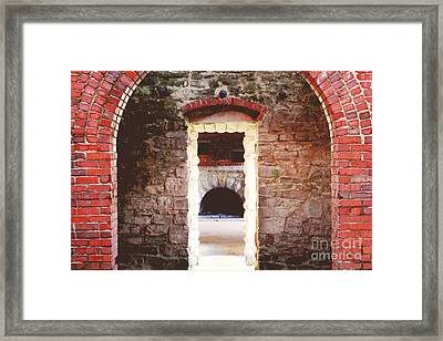 Squire's Lair  Framed Print