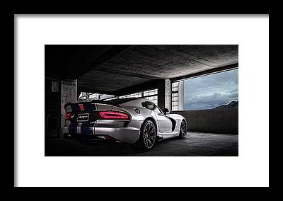 Dodge - Plymouth - Chrysler Automobiles Framed Prints