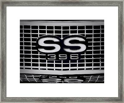 Ss 396 Framed Print by Douglas Pittman