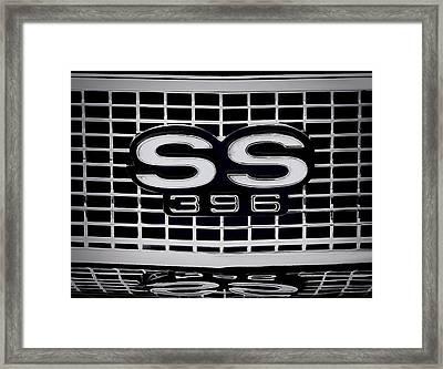 Ss 396 Framed Print