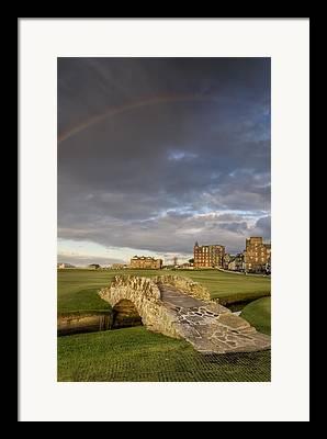 Glen Coe Framed Prints