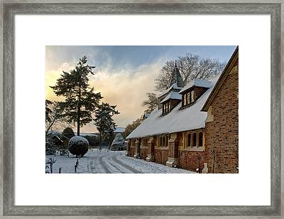 St Andrews Church Surrey Framed Print