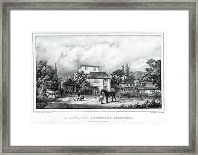 St. Anne's Framed Print