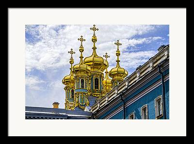 St John The Russian Framed Prints