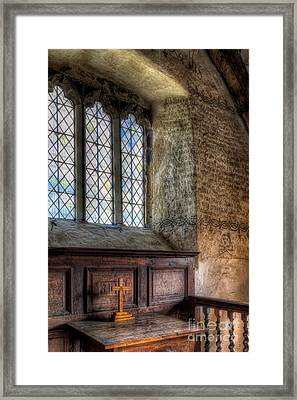 St Celynnin Church Framed Print