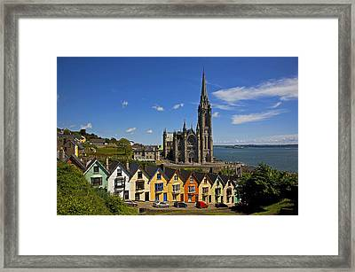St Colmans Cathedral, Cobh, County Framed Print