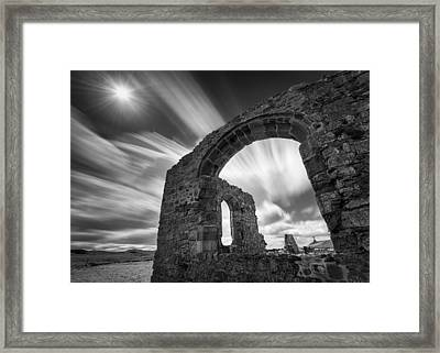 St Dwynwen's Church Framed Print