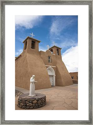 St. Francis #1 Framed Print by Don McGillis
