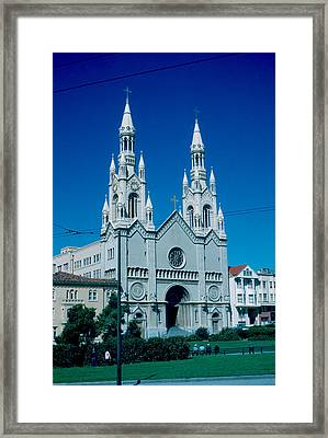 St Francis 1955 Framed Print by Cumberland Warden