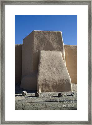 St. Francis Of Assisi Church  Framed Print by David Gordon