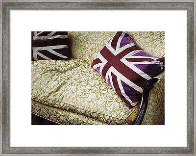 St. George's Cross Framed Print by JAMART Photography