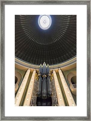 St Hedwig Berlin Framed Print