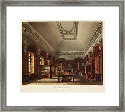 St. James's Palace Framed Print