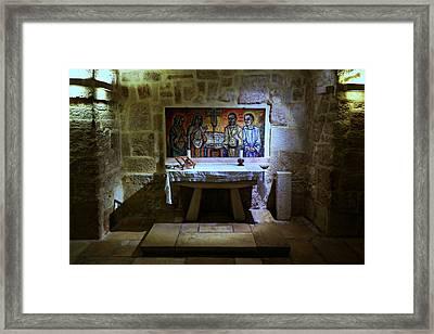 St. Jerome Chapel Framed Print by Stephen Stookey