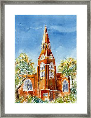 St John's Cathedral Framed Print