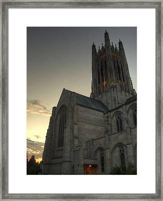 St Johns Framed Print
