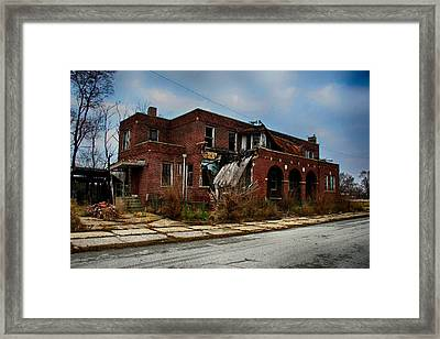 St. John's Hospital Framed Print