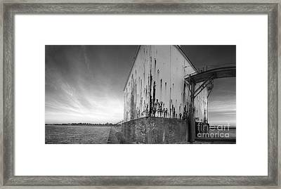 St. Joseph Lighthouse Framed Print by Twenty Two North Photography